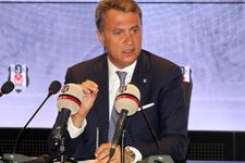 Galatasaray'dan Fikret Orman'a ağır suçlama