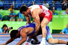 Rio 2016'da bir madalya da Cenk İldem'den