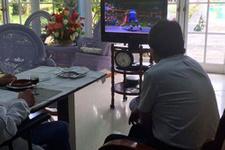 Kübalı güreşçi Fidel Castro'yu sevindirdi