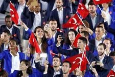Rio 2016'da Türk sporculara büyük şok!