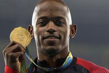 Rio'da en duygusal madalya