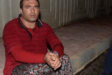 Antalya'da başörtülü ve etekli erkek yakalandı
