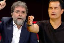 Acun Ilıcalı ve Ahmet Hakan'ın FETÖ'cü kavgası iyice kızıştı