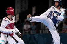 Nur Tatar çeyrek finalde