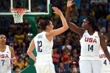 Rio'da bayan basketbolda madalya ABD'nin