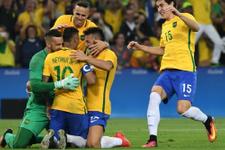 Brezilya Almanya'dan 7-1'in intikamını aldı