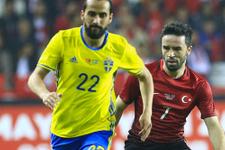 Erkan Zengin'e milli takım şoku