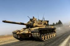 Kocaeli'den tank ve zırhlı araçlar yola çıktı
