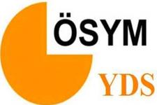 YDS sınav giriş belgesi ÖSYM 2016 sorgu ekranı