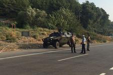 Erzurum'da askerlere silahlı ve roketatarlı saldırı!