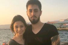 Antalya'da korkunç ölüm sevgilisinin saçından tutup