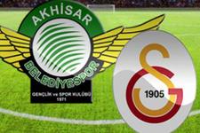 Akhisar Belediyespor Galatasaray maçı muhtemel 11'leri