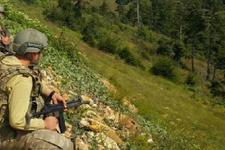 Hakkari Şemdinli'de terör saldırısı 2 asker yaralı!
