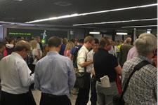 Almanya'da terör alarmı havalimanı boşaltılıyor