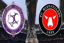 Osmanlıspor'un rakibi Midtjylland'i tanıyalım