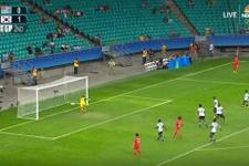 Fiji kalecisinin yediği goller şaşkına çevirdi