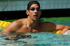 Milli yüzücüye Rio'da mülteci muamelesi!