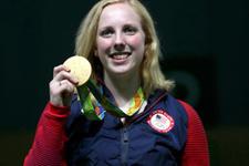 Rio'nun ilk altın madalyasını Thrasher kazandı