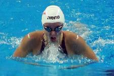 Milli yüzücülerimiz havuza çakıldı!