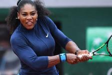 Serena Williams iyi başladı