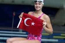 Milli yüzücü yarı finalde