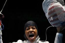 Olimpiyatlardaki ilk ABD'li başörtülü sporcu!