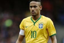 Brezilya'da Neymar'a şok! Sen git etekli Pele gelsin