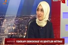 Darbeyi görmeyen Batı medyası Yenikapı'yı da görmedi