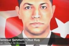 Dursun Ali Erzincanlı'dan 15 Temmuz şiiri