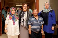 Gaziantep'te 7 yıllık bebek hasreti sona erdi!