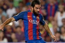 Barcelona'da Arda Turan şoku
