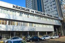 HSYK'da flaş ihraç kararı FETÖ operasyonu