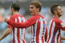 Atletico Madrid ilk galibiyetini aldı