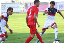 Eski Fenerli iki penaltı kaçırdı Boluspor yıkıldı