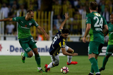 Fenerbahçe Bursaspor maçında neler oldu? İşte sonuç