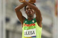 Etiyopyalı atleti öldürülme korkusu sardı