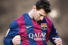 Lionel Messi rekora doymadı Barça 7 bitirdi