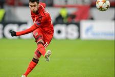 Hakan'ın golü Leverkusen'e yetmedi!