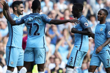 İlkay attı Manchester City seriyi sürdürdü