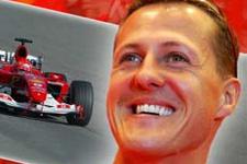 Michael Schumacher'den iyi haber