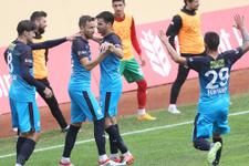Bursaspor Ziraat Türkiye Kupası'na tutundu