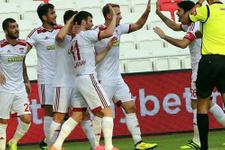 Sivasspor Türkiye Kupası'nda üst tura yükseldi