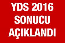 YDS 2016 sonucu ÖSYM sonuçları sorgulama