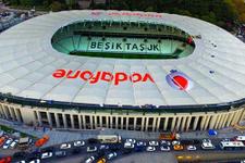 Vodafone Arena kapalı gişe