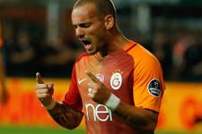 Sneijder Beşiktaş'a bir ilki yaşatmak istiyor