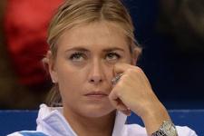 Maria Sharapova'ya bir darbe daha
