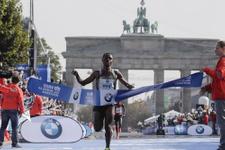 BKW Berlin Maratonu'nu Bekele kazandı
