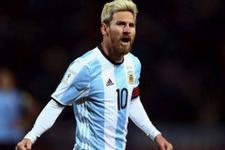 Arjantin'de Lionel Messi kadro dışı bırakıldı