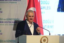 Başbakan Diyarbakır'da dev destek paketini açıkladı!