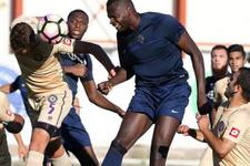 Osmanlıspor gençlerine gol yağdırdı